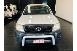 2009 Toyota HiLux TGN16R  Workmate Utility Image 2