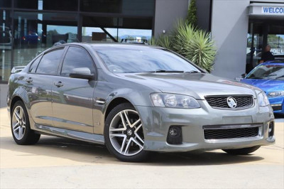 2012 Holden Commodore VE Series II MY12 SV6 Sedan