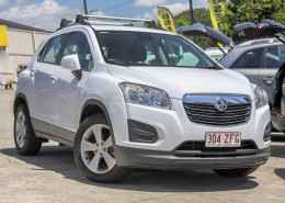 Holden Trax LS Active Pack TJ MY16