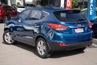 2011 MY12 Hyundai ix35 LM  Active Wagon Image 2