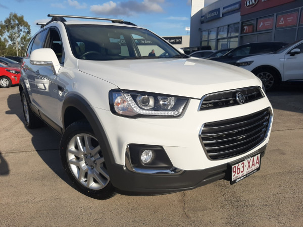 2016 MY17 Holden Captiva CG  Active Suv