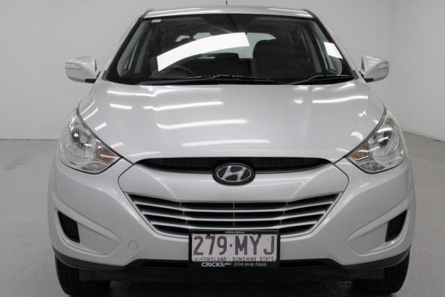 2010 Hyundai ix35 Active