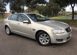 Holden Commodore OMEGA (LPG) VE II MY12