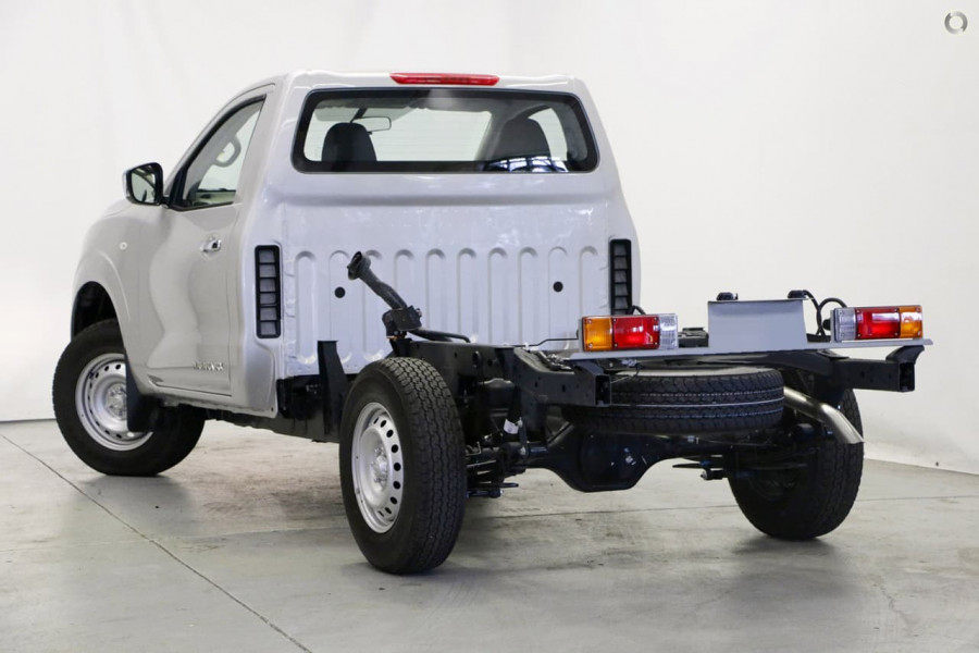 2019 MY18 Nissan Navara D23 Series 3 RX 4X2 Single Cab Chassis Cab chassis