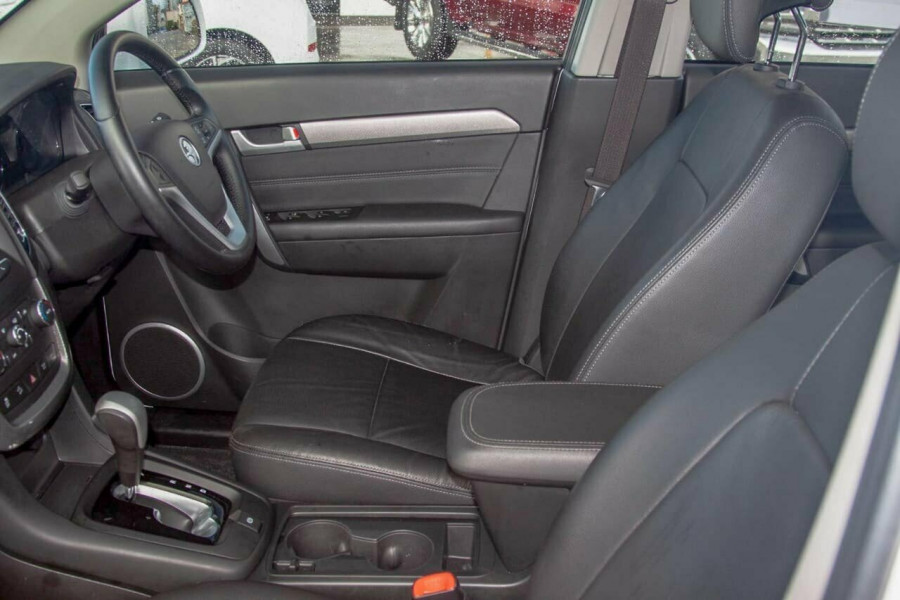 2017 Holden Captiva CG MY17 Active 7 Seater Suv Image 9