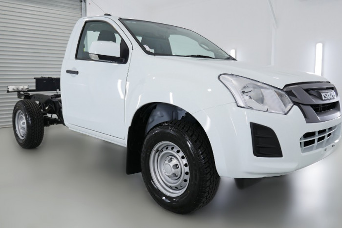 2019 Isuzu UTE D-MAX SX Single Cab Chassis Low-Ride 4x2  Single cab