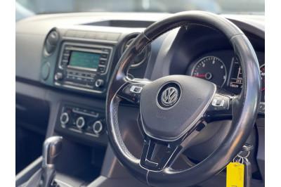 2015 Volkswagen Amarok 2H MY15 TDI420 Core Utility Image 4