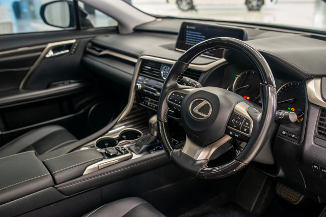 2016 Lexus Rx GGL25R 350 Sports Lux Suv Image 18