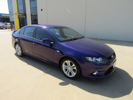 2009 Ford Falcon Xr6 FG XR6 Sedan