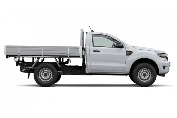 2020 MY20.75 Ford Ranger PX MkIII XL Hi-Rider Single Cab Chassis Cab chassis Image 3