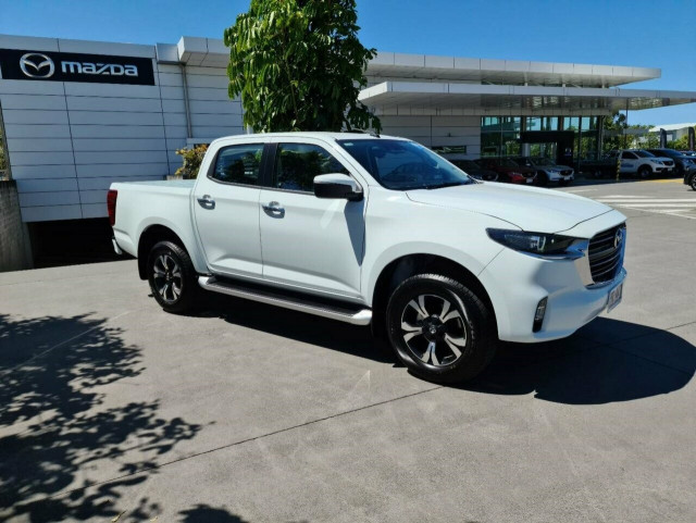 2020 MY21 Mazda BT-50 TF XTR 4x4 Pickup Utility Mobile Image 4