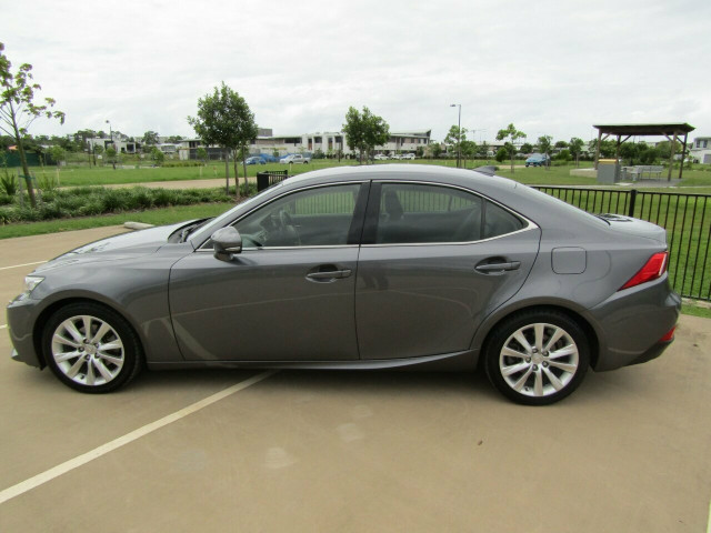 2014 Lexus IS GSE30R IS250 Luxury Sedan Mobile Image 4