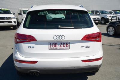 2011 Audi Q5 8R MY12 TDI Suv