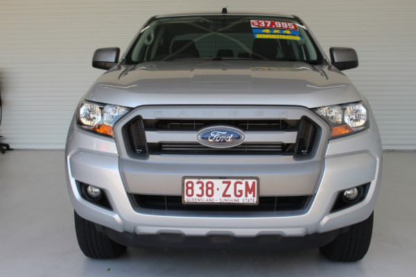 2018 Ford Ranger PX MKII 2018.00MY XLS Dual cab Image 3