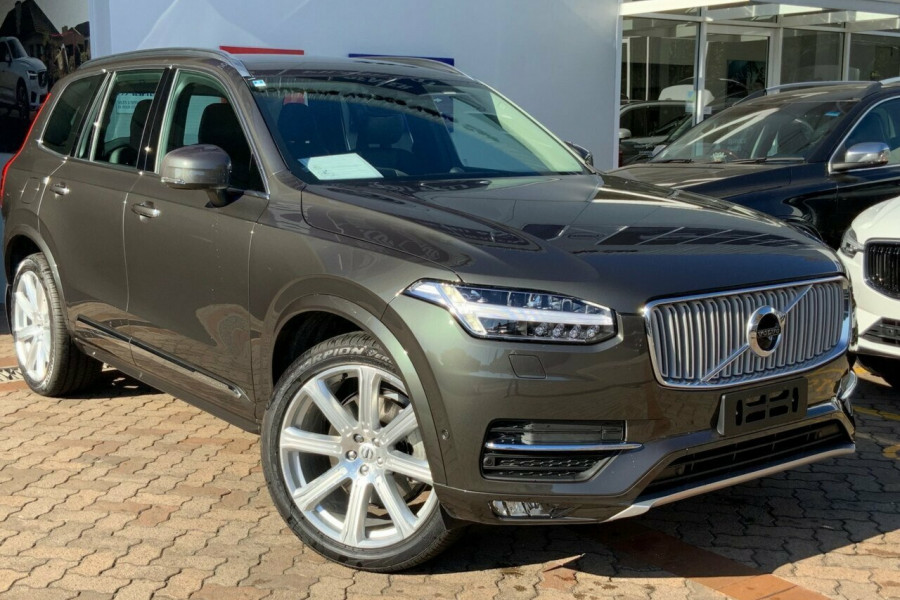 2018 Volvo XC90 L Series T6 Inscription (AWD) Suv Mobile Image 1