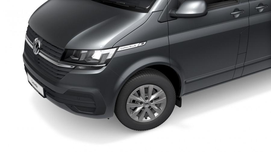 2021 Volkswagen Caravelle T6.1 TDI340 Trendline Van Image 6