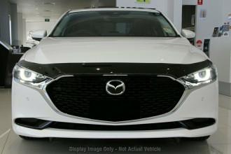 2020 Mazda 3 BP G25 Astina Sedan Sedan Image 2