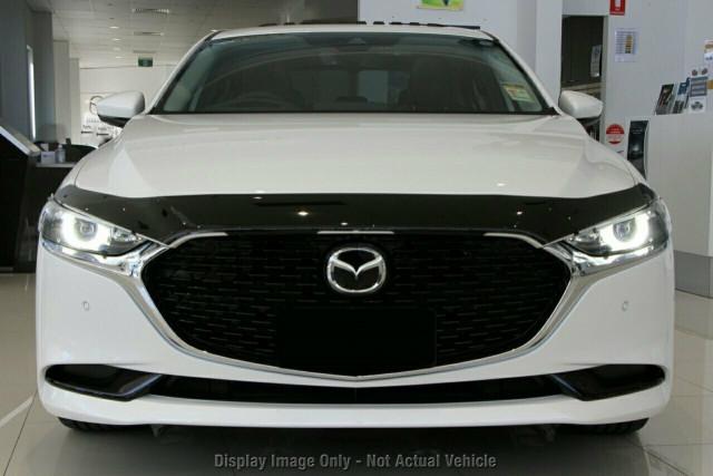 2020 Mazda 3 BP G25 Astina Sedan Sedan Mobile Image 2