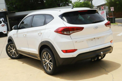 2015 Hyundai Tucson TL Active X Suv Image 2