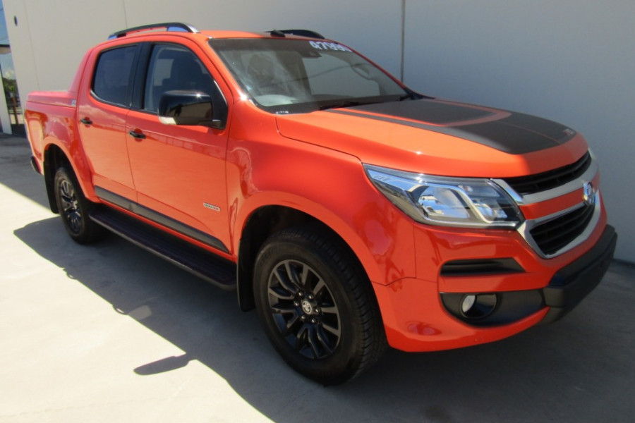 2018 MY19 Holden Colorado RG MY19 Z71 Utility Image 1