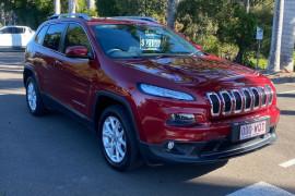 Jeep Cherokee Longitude KL