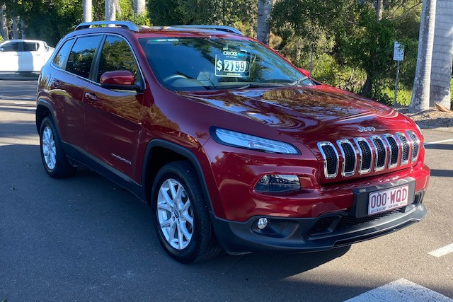 2015 Jeep Cherokee Longitude
