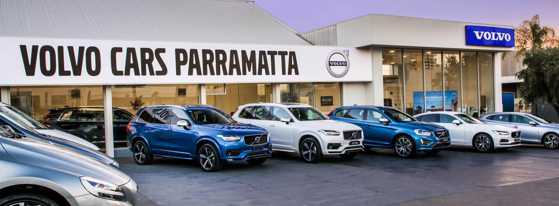 Volvo Cars Parramatta Sydney