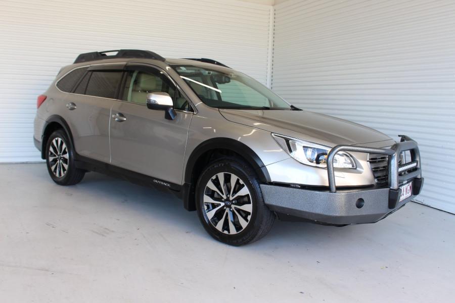 2015 MY16 Subaru Outback B6A MY16 2.0D Suv