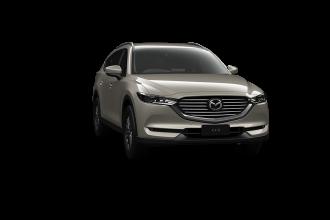 2021 Mazda CX-8 KG Series Touring Suv Image 5