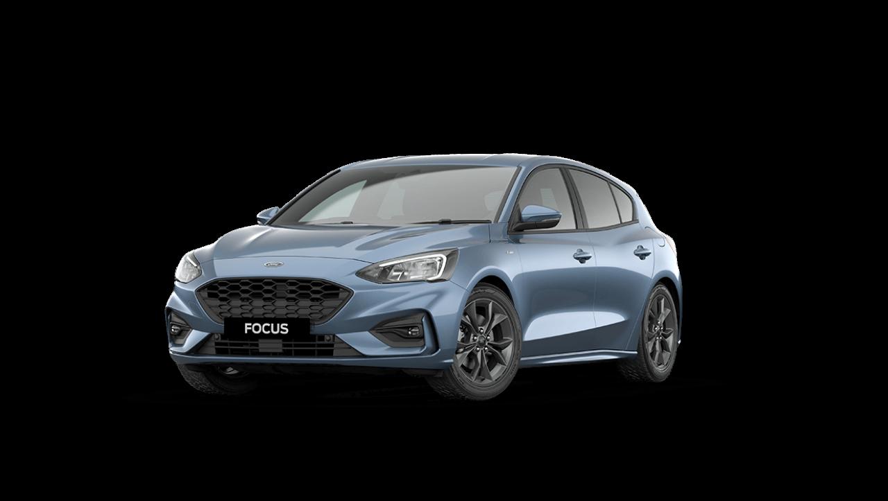 2021 Ford Focus SA ST-Line Hatchback Image 7