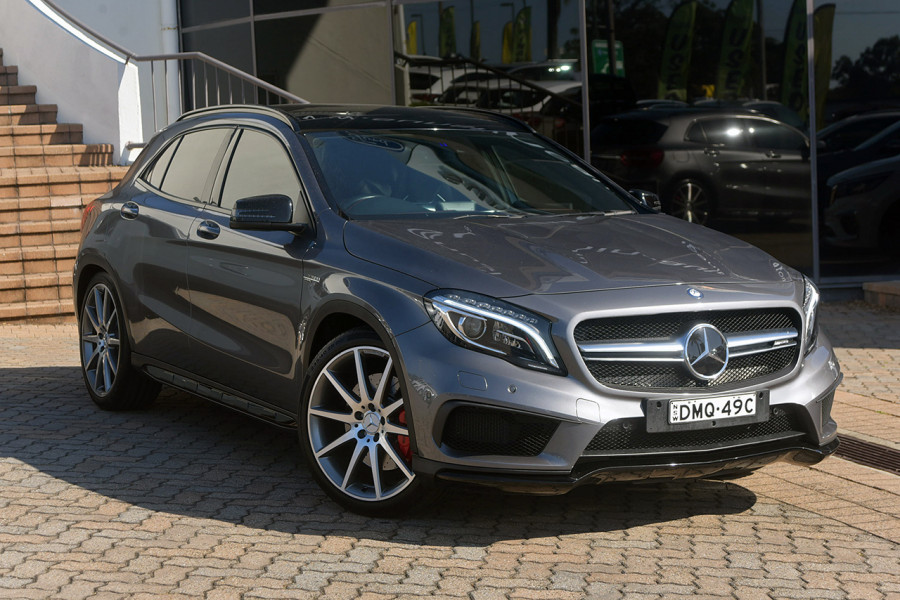 2015 MY55 Mercedes-Benz Gla45 X156 805+055MY AMG Wagon