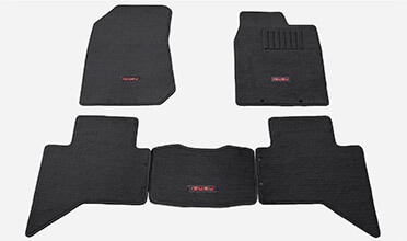 Carpet Floor Mats Set