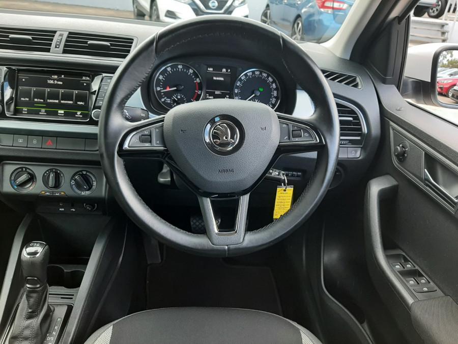 2016 MY17 Skoda Fabia NJ  81TSI Hatchback Image 16