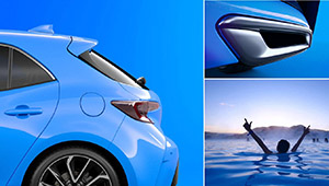 Corolla The iconic hatch. Redefined.