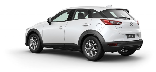 2021 MY0  Mazda CX-3 DK Maxx Sport Suv Mobile Image 18