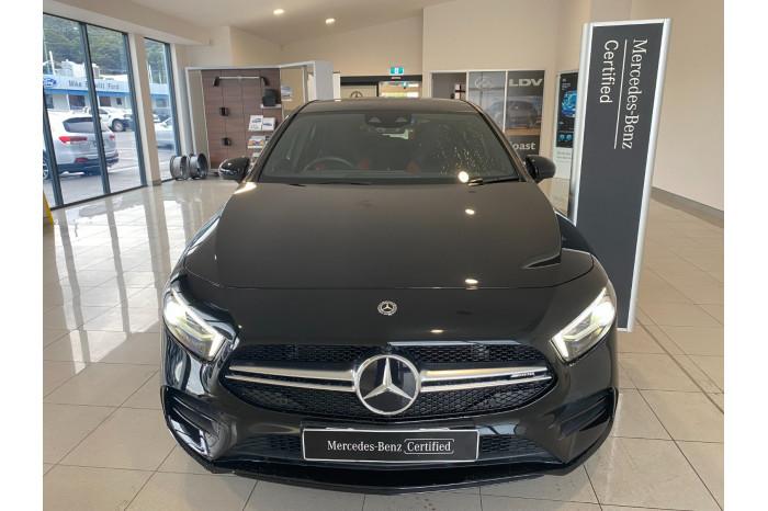 2019 Mercedes-Benz A Class W177 800MY A35 AMG Hatchback