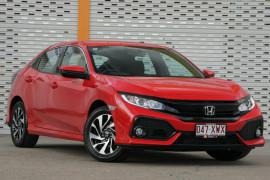 Honda Civic VTi-S 10th Gen MY17