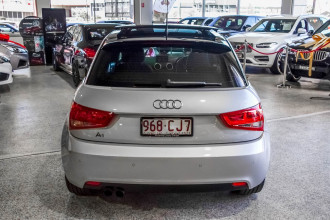 2012 Audi A1 8X MY12 Attraction Hatchback Image 5
