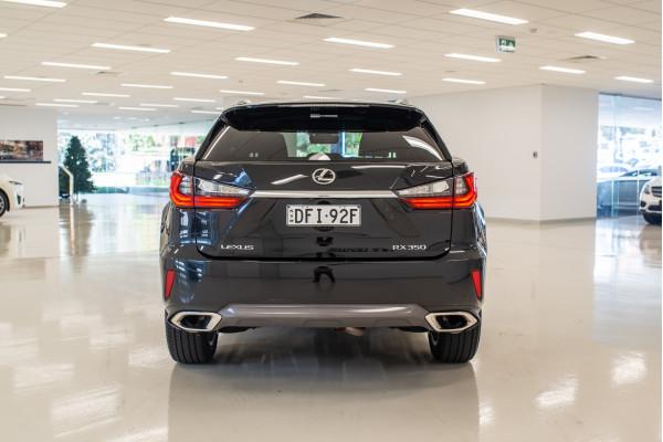 2016 Lexus Rx GGL25R 350 Sports Lux Suv Image 5