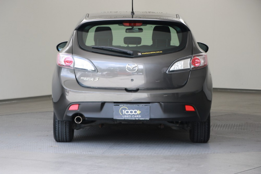 2009 Mazda 3 BL10F1 Neo Hatchback