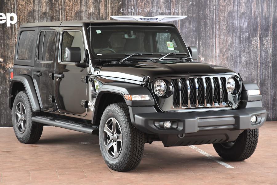 2019 Jeep Wrangler JL Sport S Unlimited Suv