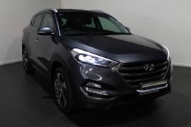 Hyundai Tucson Elite TLe Turbo