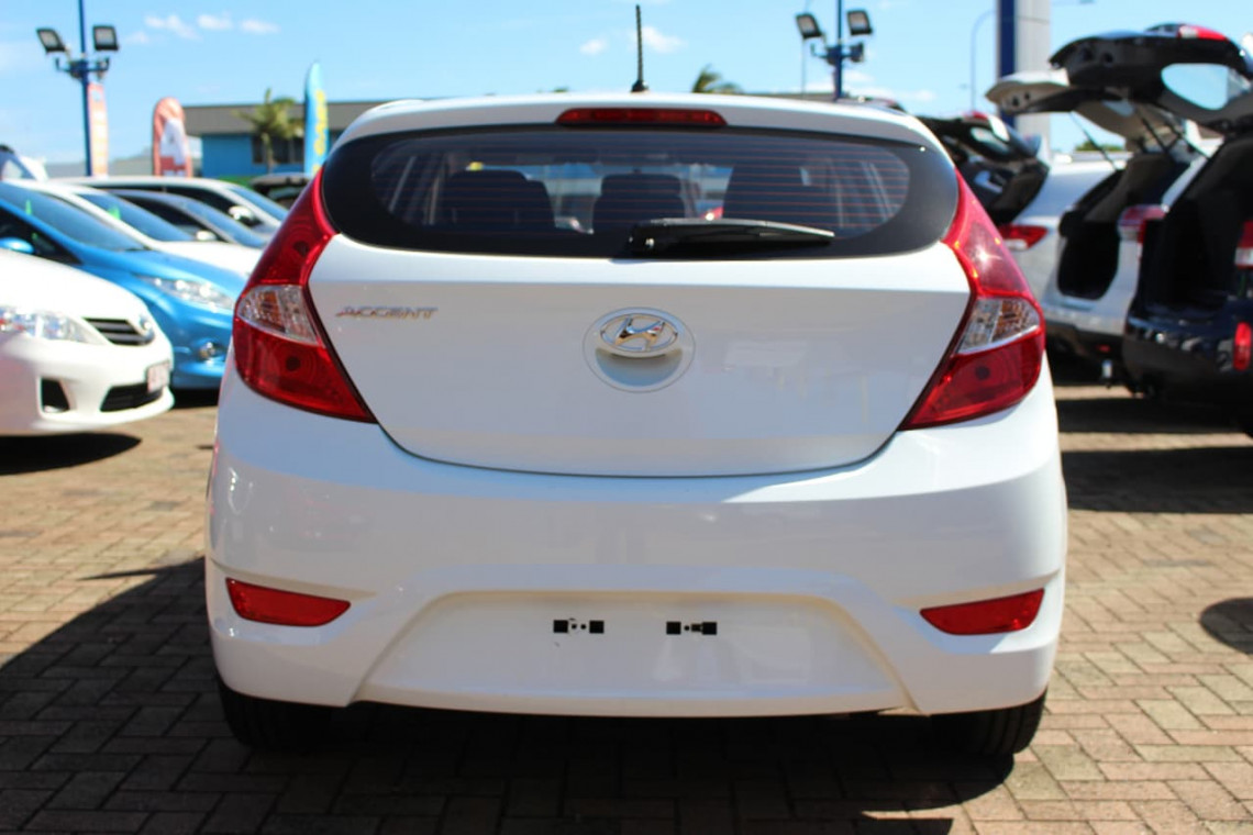 2016 Hyundai Accent RB3 MY16 Active Hatchback