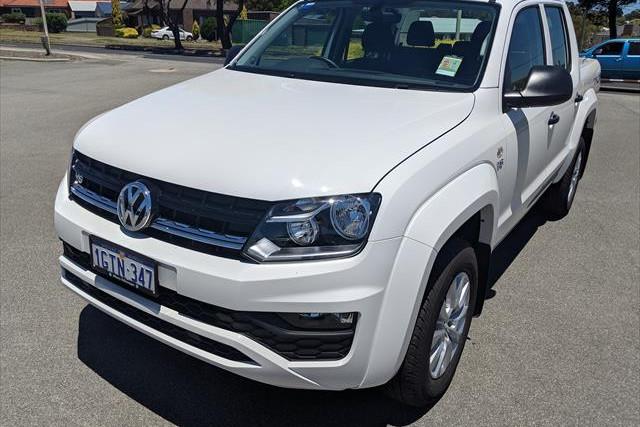 2019 Volkswagen Amarok 2H  TDI550 TDI550 - Core Utility - dual cab