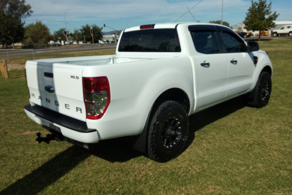2017 Ford Ranger PX MKII XLS Utility Mobile Image 8
