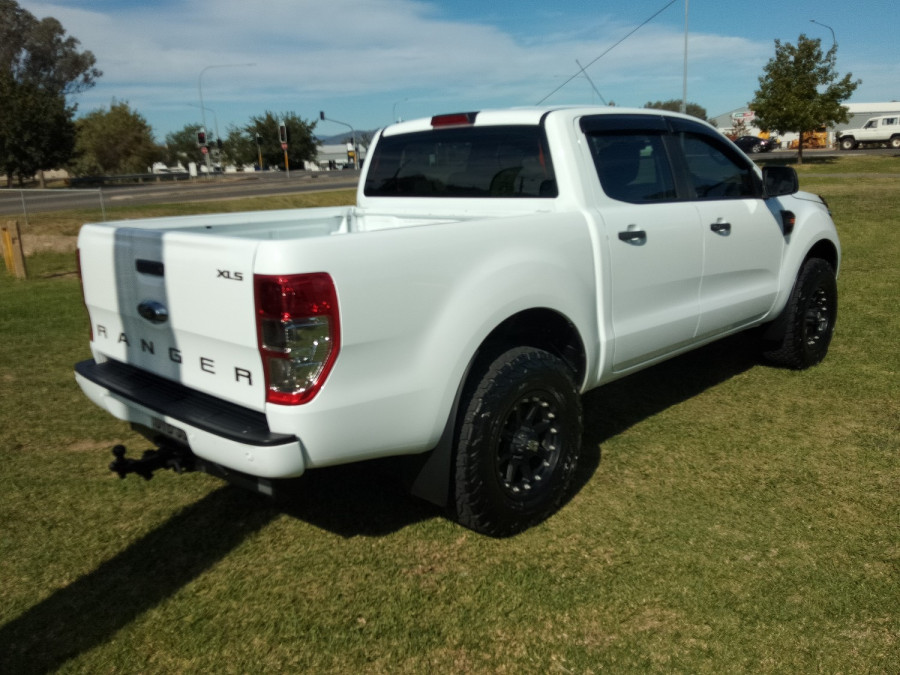 2017 Ford Ranger PX MKII XLS Utility Image 8