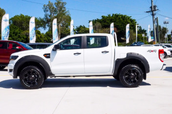 2018 Ford Ranger PX MkII Black Edition