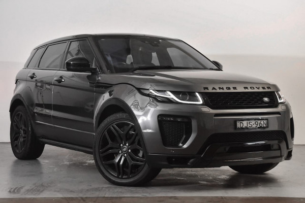 Land Rover Range Rover Evoque Si4 HSE Dynamic L538 MY17