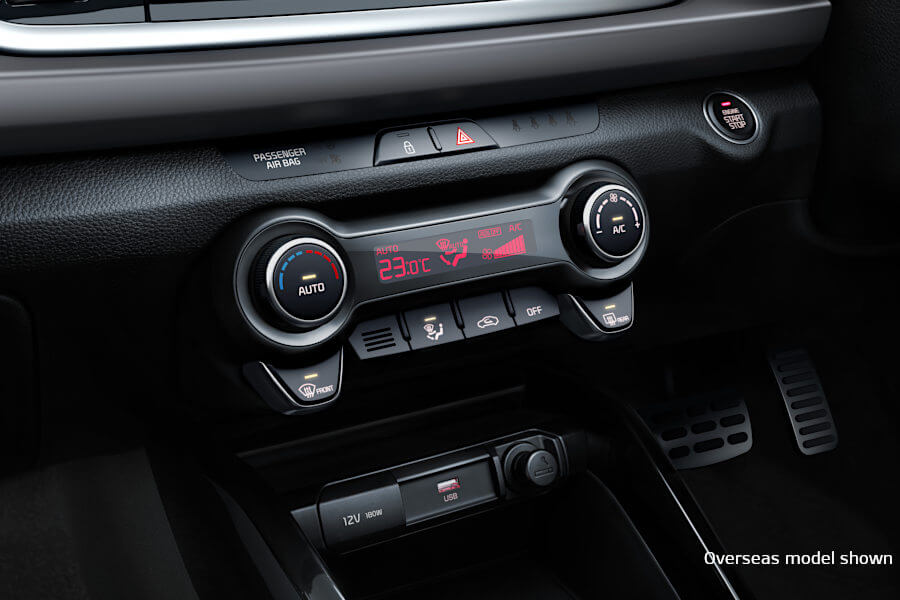 Climate Control Air Conditioning