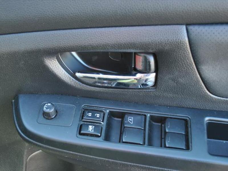 2014 Subaru XV G4-X 2.0i-S Wagon